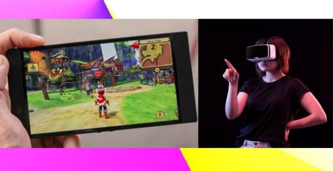 VR Gaming vs AR Gaming