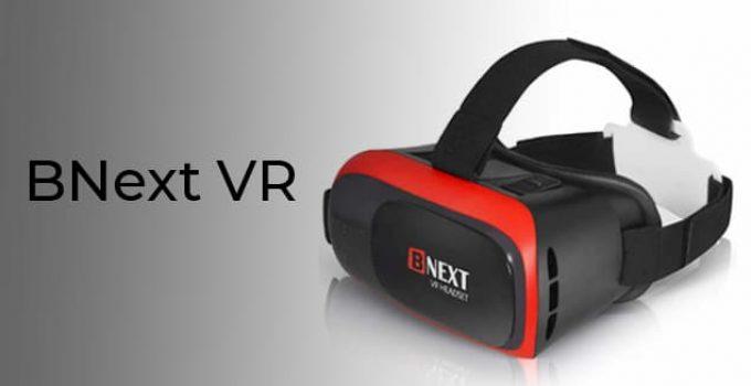 BNext VR Headset Main Banner
