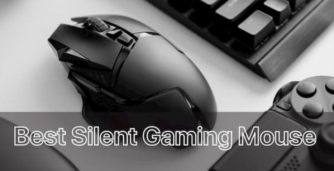 8 Best Silent Gaming Mice