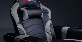 Best Gaming Chair With Footrest and Massager