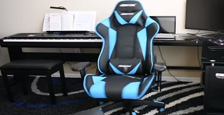 Best Gaming Chair With Footrest for Back Pain
