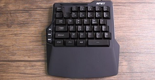 Best Budget One Handed Gaming Keyboard