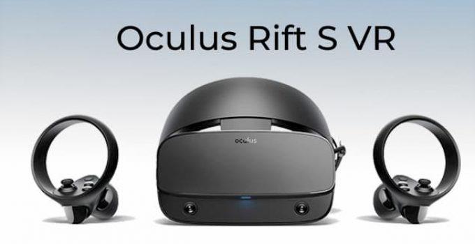 Oculus Rift S VR Main Banner