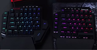 Best One Handed Gaming Keyboard With USB-C