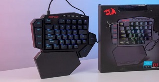 Most Durable One Handed Gaming Keyboard