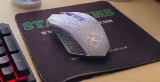 Best Silent Wireless Gaming Mouse