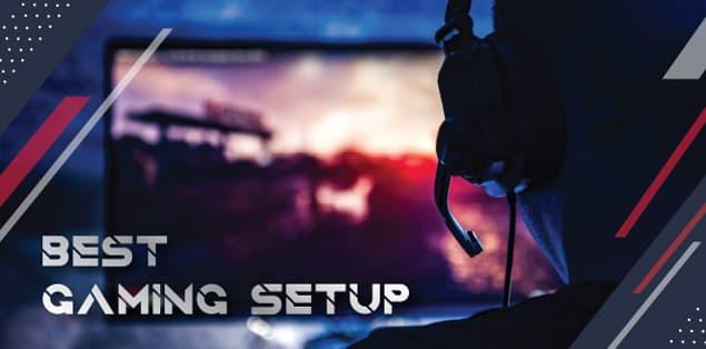 8 Best Gaming Setups