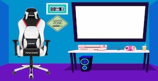 AKRacing Masters Series Premium Gaming Chair
