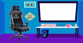 fantasylab big and tall gaming chair