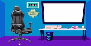 Vitesse Ergonomic Gaming Chair